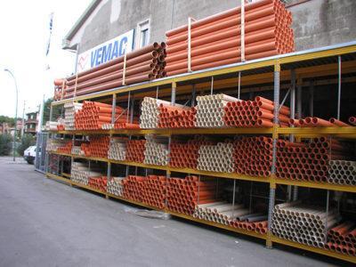 Scaffalature Metalliche Teramo.Block Sistem Scaffalature Metalliche Industriali