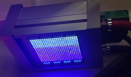HIGH POWER LED curing system