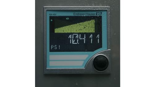 RIA452 Process indicator with pump control