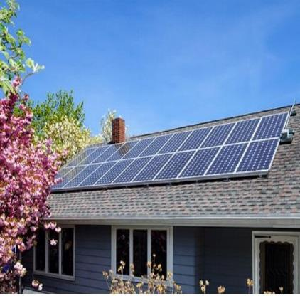 Stand-alone Solar Power System
