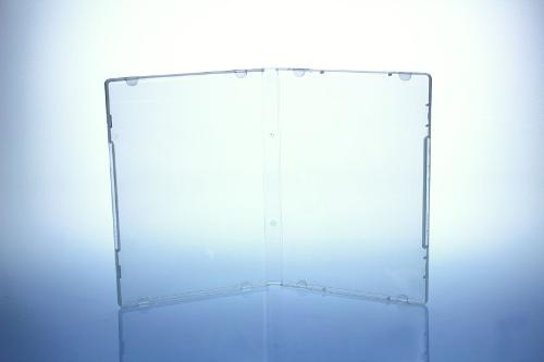 Multimediastoragebox - 14 mm - transparent