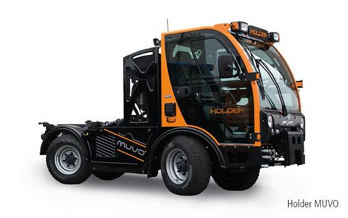 Multifunctional municipal transport vehicle