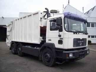 Camião de lixo