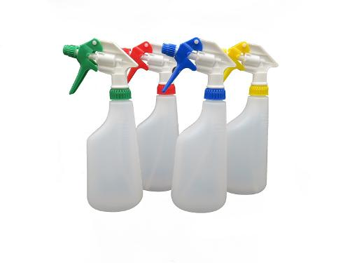 awiwa® Sprühflasche mit Profi-Sprühkopf 600 ml
