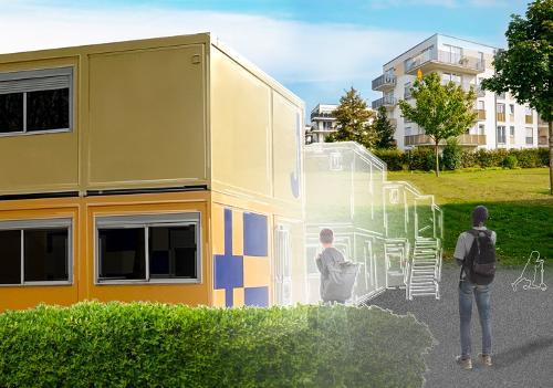 Solutions pour centre d'hébergement