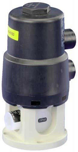 Kugelhähne mit pneumatischem Antrieb 6D