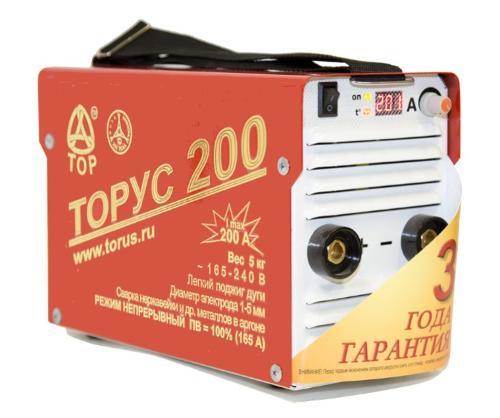 WELDING INVERTER TORUS-200