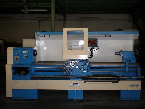 TORNO LACFER CR2 E250 2.000 E.P.