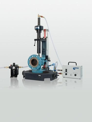 Grinding and Lapping Machine for Safety Valves - TSV