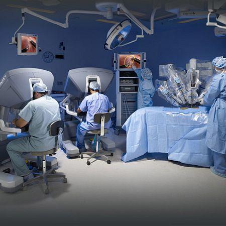 chirurgia da vinci