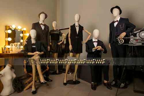 Mannequins Collection Vintage