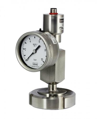 """Kombibar"" Combined pressure measurement series"