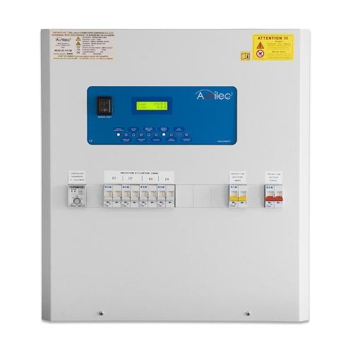 Sources centrales à courant alternatif pour l'éclairage de s