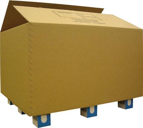 Box pour frêt aérien