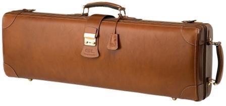 Leather violin case_Q1(V)