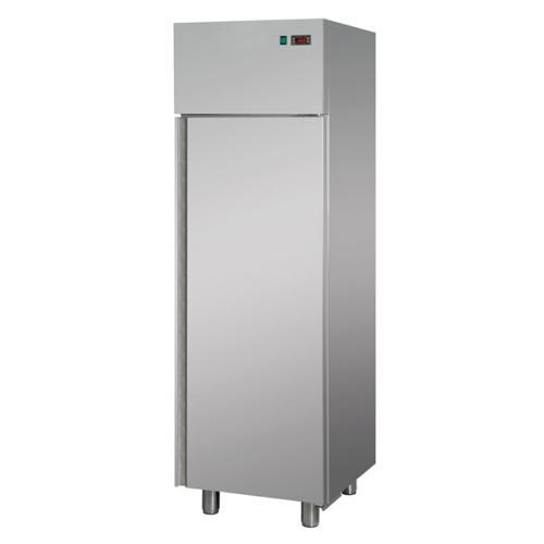 Armoires Réfrigérées Positives en Inox 1 Porte Pleine 400L