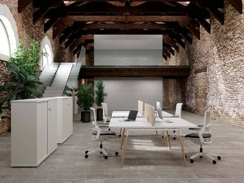Bureaux Alea Atreo Wood
