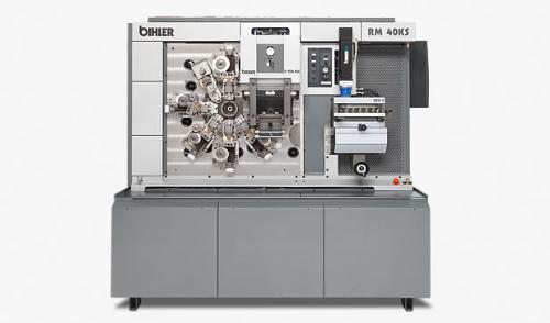 Multi-slide machine - RM 40KS