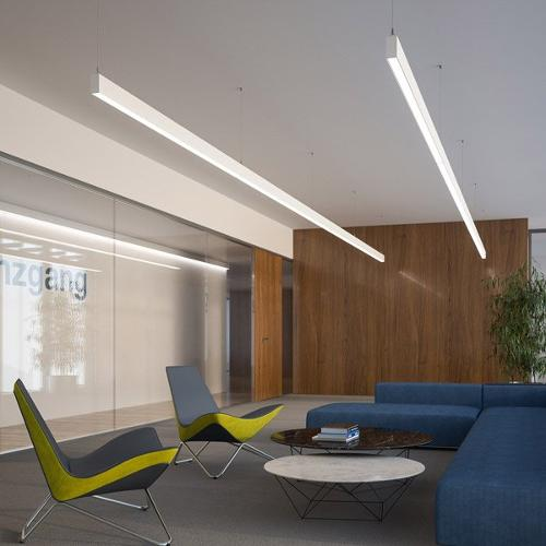 Suspended Luminaire DOTOO.line (Modular System)