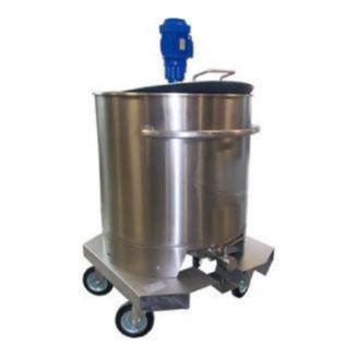 Cuve de stockage et/ou mélange - IN0X 304 - 6,45HL
