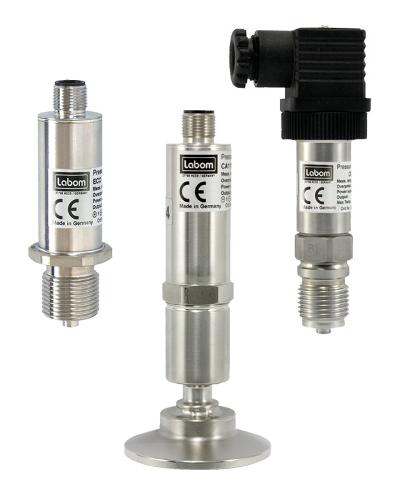 Relative pressure transmitter - COMPACT ECO SERIES