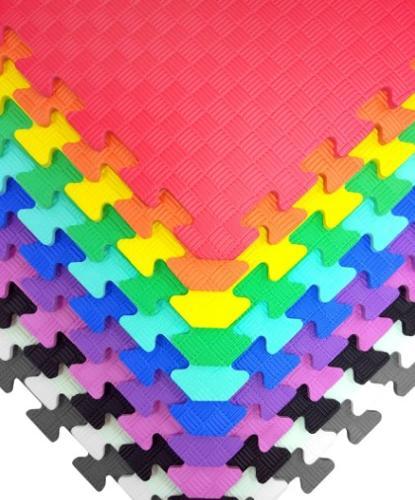 """Soft floor-puzzle """"Rainbow"""""""