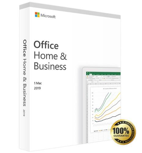 Office 2019 Home and Business per MAC