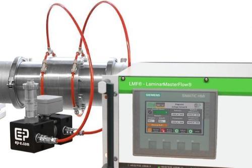 Flow Measurement & Calibration: LMF®- LaminarMasterFlow®