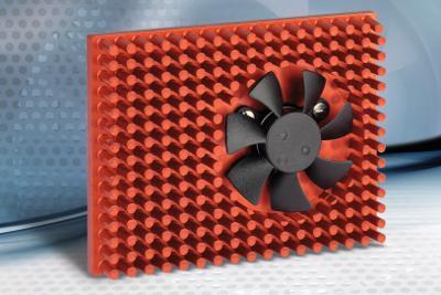 Kompakte Chip-Kühlung mit hoher Lebensdauer
