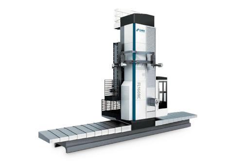 CNC Floor Type Boring Mills