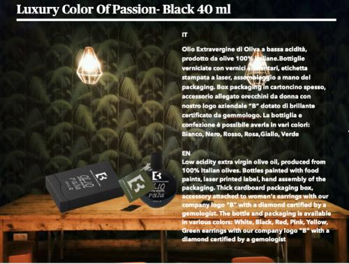 Color Of Passion 40 ml