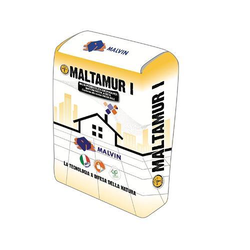 Pre-mixed water-repellent mortar Maltamur I