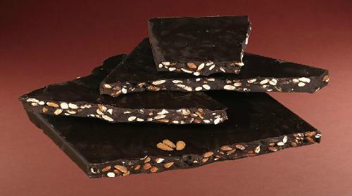 CHOCOLAT NOIR AMANDE PROVENCE