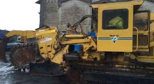 Used Trencher