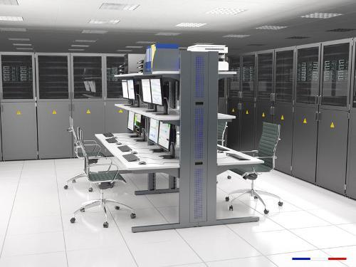 EGIC'LAN, mobilier pour salles informatiques