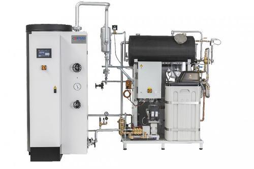 Instalação completa - Caldeiras de vapor