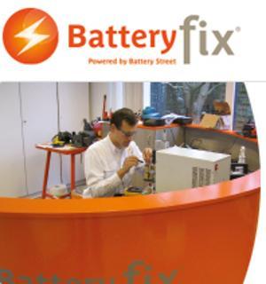 réparation batteries rechargeables