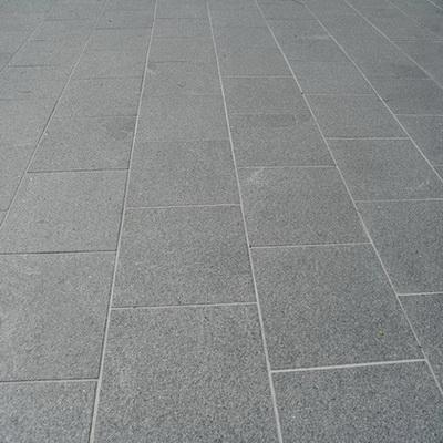 Mid Grey Granite Slabs