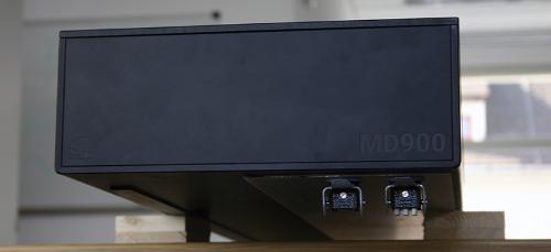 Magnet-Metalldetektor - MD900