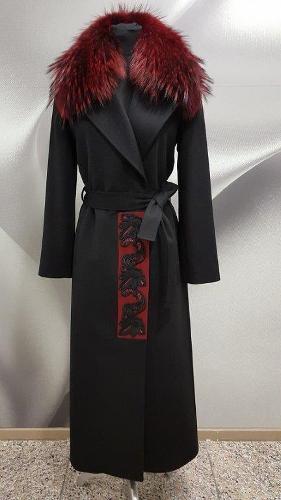 Пальто женское длиное