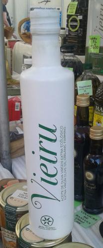 "Huile d'Olive Vierge Extra Bio ""Vieru"""