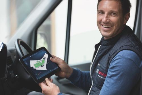 Bosch Fernüberwachung MEC Remote
