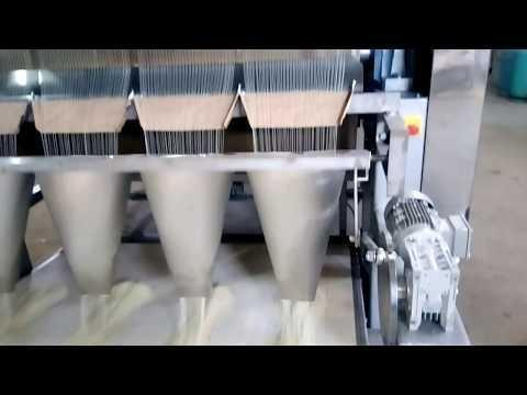 Automatic Linear Kataifi Machine. The only one in the world.