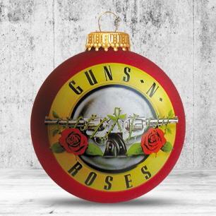 Christmasballs with logo