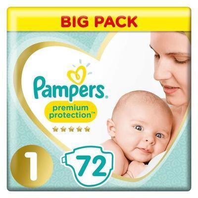 Import export de couches pour bébés