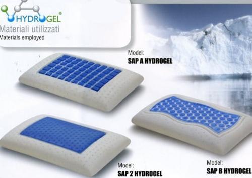 Hydrogel Pillow