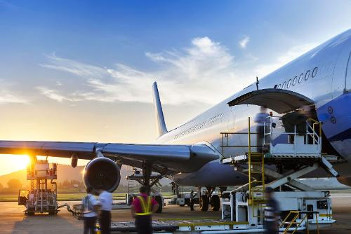 Priority air freight
