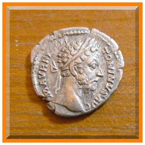 139 - Denario di Marco Aurelio - Roma Impero