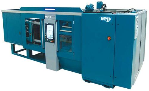 Horizontal Rubber Injection Molding Machines REP