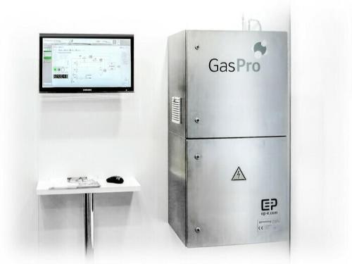 Gas analysis - Mobile gas sampler